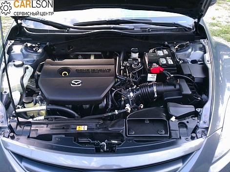 Mazda 6 двигатель ремонт