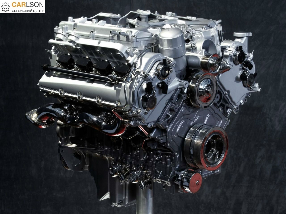 какие трудности у мотора рендж ровер 4 2 суперчардж