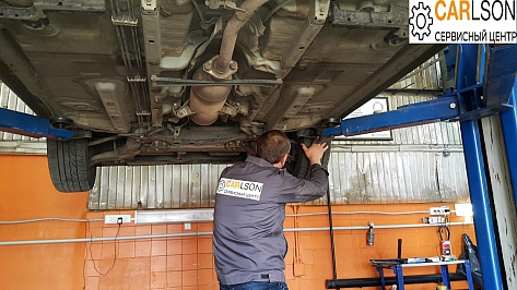 нижний ремонт авто